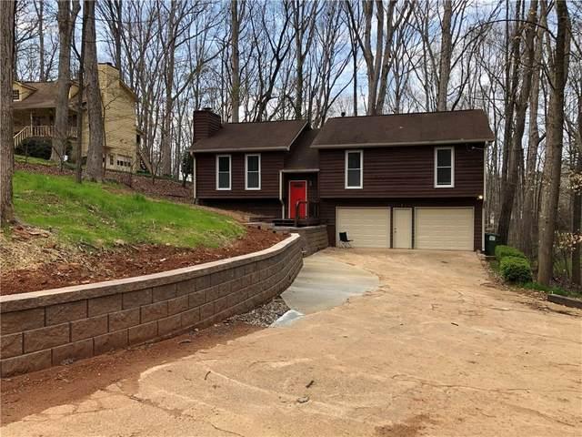 1955 Doefield Street, Canton, GA 30115 (MLS #6697741) :: Kennesaw Life Real Estate