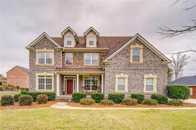 209 Fannin Lane, Mcdonough, GA 30252 (MLS #6697775) :: North Atlanta Home Team
