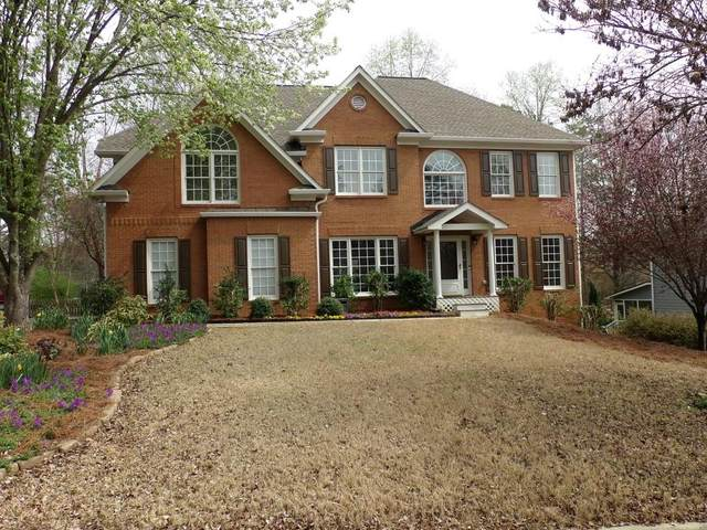 2366 Nottinghill Drive NW, Kennesaw, GA 30152 (MLS #6697800) :: The Heyl Group at Keller Williams