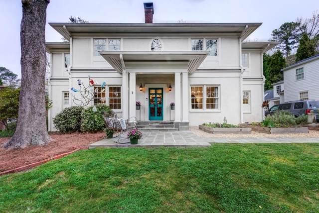 893 Beaverbrook Drive NW, Atlanta, GA 30318 (MLS #6697831) :: MyKB Partners, A Real Estate Knowledge Base