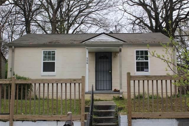 246 Ormond Street SW, Atlanta, GA 30315 (MLS #6697885) :: North Atlanta Home Team