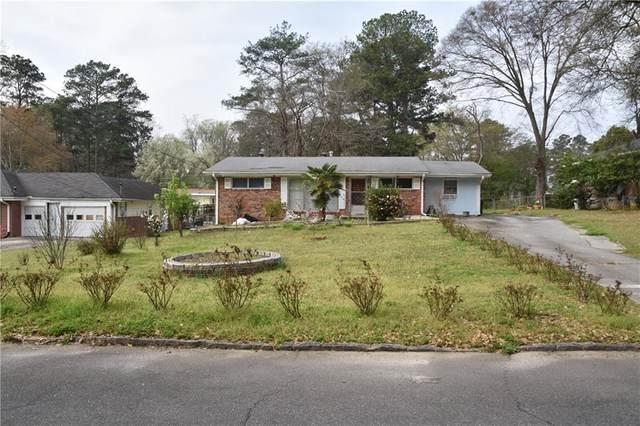3138 Stratford Arms Drive, Chamblee, GA 30341 (MLS #6697927) :: North Atlanta Home Team