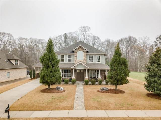 1829 Traditions Way, Jefferson, GA 30549 (MLS #6697971) :: MyKB Partners, A Real Estate Knowledge Base