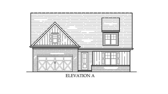 2243 Cotton Gin Row, Jefferson, GA 30549 (MLS #6697985) :: MyKB Partners, A Real Estate Knowledge Base