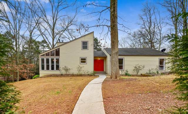 2100 Kinridge Road, Marietta, GA 30062 (MLS #6697990) :: North Atlanta Home Team