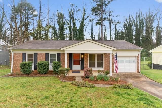 2624 Spring Drive SE, Smyrna, GA 30080 (MLS #6698019) :: MyKB Partners, A Real Estate Knowledge Base
