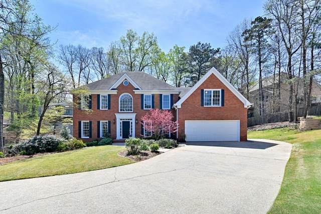 4059 Jordan Lake Drive, Marietta, GA 30062 (MLS #6698057) :: Path & Post Real Estate