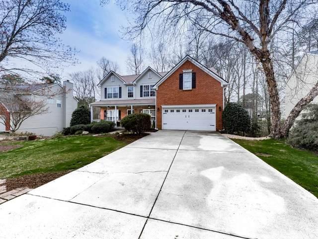 2790 Summer Ridge Lane NW, Kennesaw, GA 30152 (MLS #6698068) :: Path & Post Real Estate