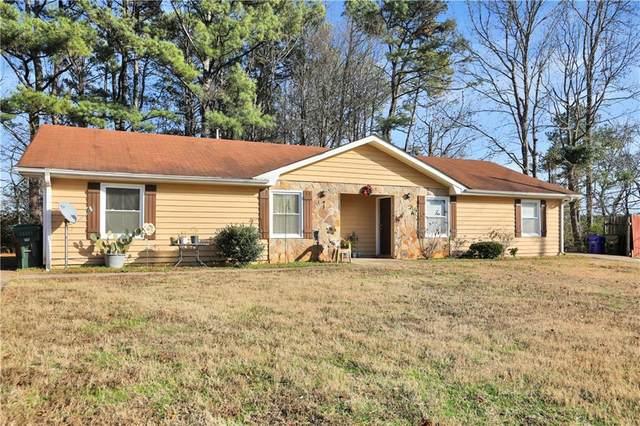 1698 Wesley Way NW, Conyers, GA 30012 (MLS #6698074) :: North Atlanta Home Team