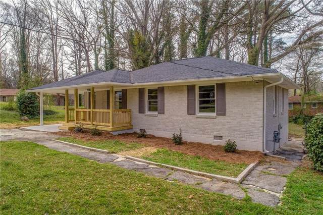 2473 Harwood Drive, East Point, GA 30344 (MLS #6698087) :: MyKB Partners, A Real Estate Knowledge Base