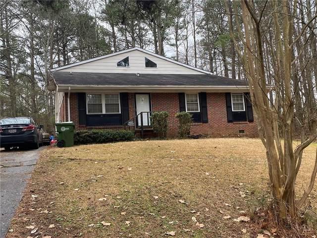 762 Plainville Way, Atlanta, GA 30331 (MLS #6698130) :: The Heyl Group at Keller Williams