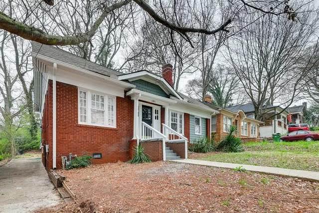 1585 Olympian Circle SW, Atlanta, GA 30310 (MLS #6698140) :: MyKB Partners, A Real Estate Knowledge Base
