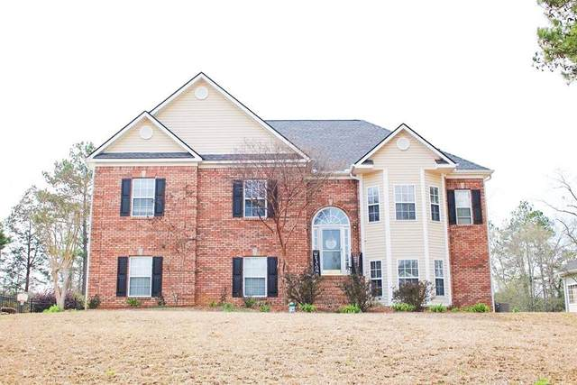 45 Bucky Street, Euharlee, GA 30145 (MLS #6698157) :: The Realty Queen & Team