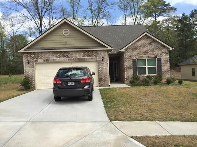 886 Crescent Lane, Griffin, GA 30224 (MLS #6698170) :: North Atlanta Home Team
