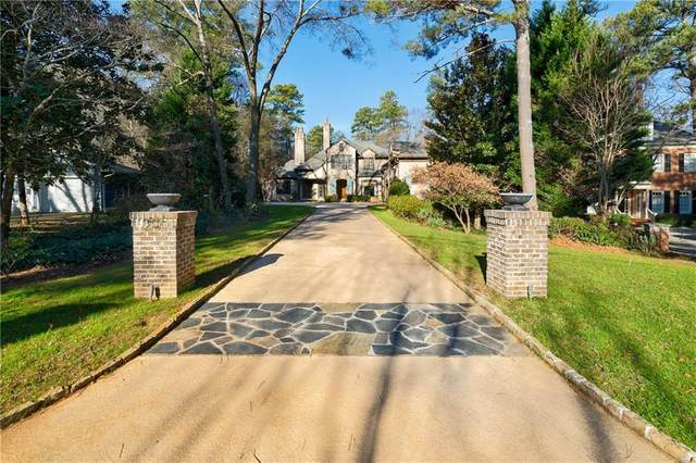 4516 E Brookhaven Drive NE, Atlanta, GA 30319 (MLS #6698171) :: Thomas Ramon Realty