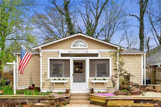 209 Hampshire Avenue, Decatur, GA 30030 (MLS #6698183) :: North Atlanta Home Team