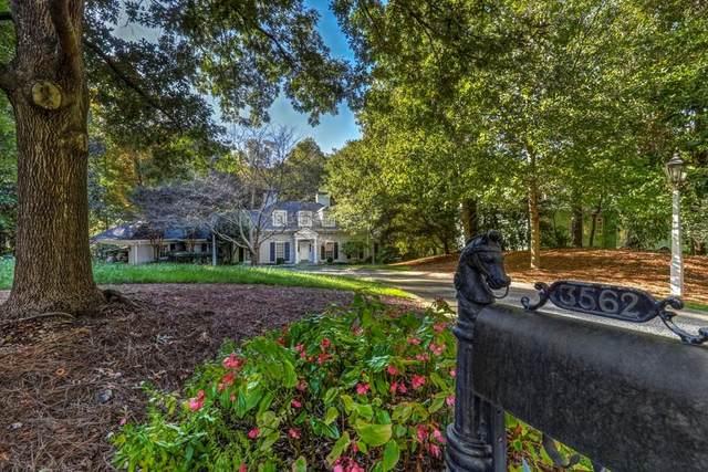 3562 Knollwood Drive NW, Atlanta, GA 30305 (MLS #6698211) :: RE/MAX Prestige