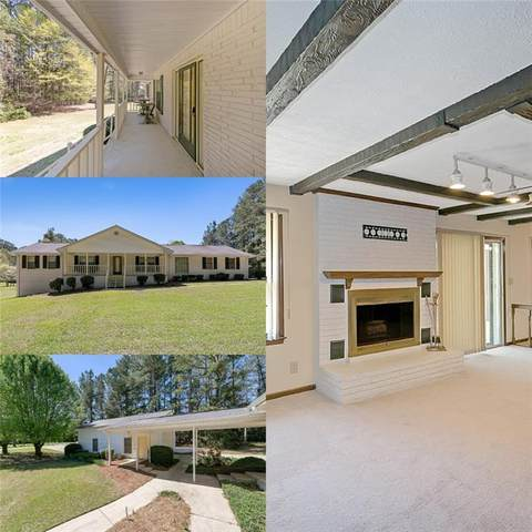 447 Banks Road, Fayetteville, GA 30214 (MLS #6698213) :: North Atlanta Home Team