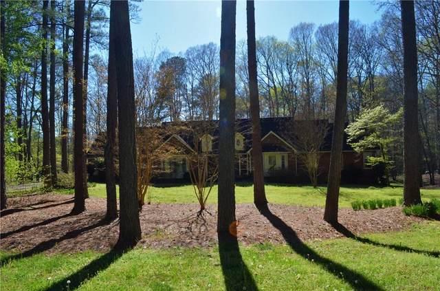 2342 Cross Creek Drive SW, Powder Springs, GA 30127 (MLS #6698237) :: Kennesaw Life Real Estate
