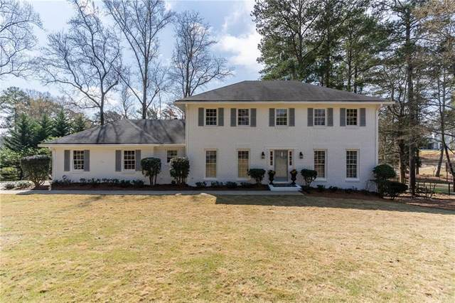 3808 Valley Green Drive, Marietta, GA 30068 (MLS #6698256) :: RE/MAX Prestige