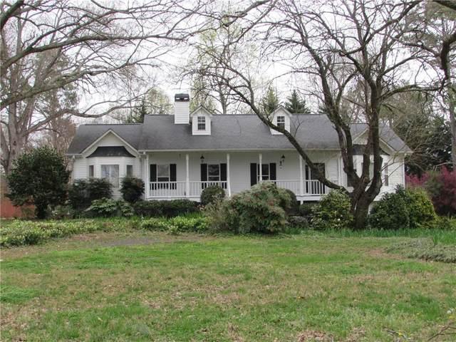 1891 Univeter Road, Canton, GA 30115 (MLS #6698266) :: Kennesaw Life Real Estate