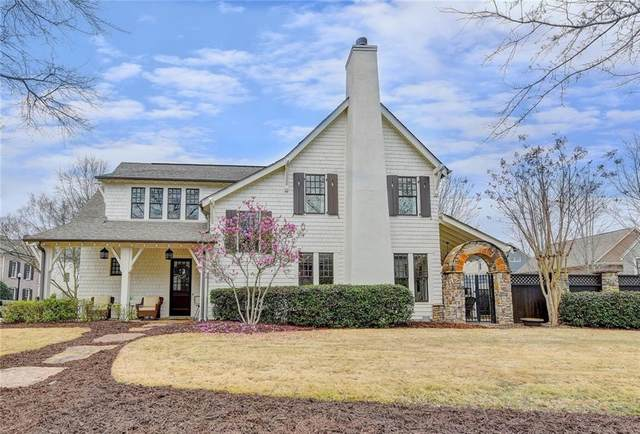400 High Pointe Trail, Roswell, GA 30076 (MLS #6698278) :: MyKB Partners, A Real Estate Knowledge Base