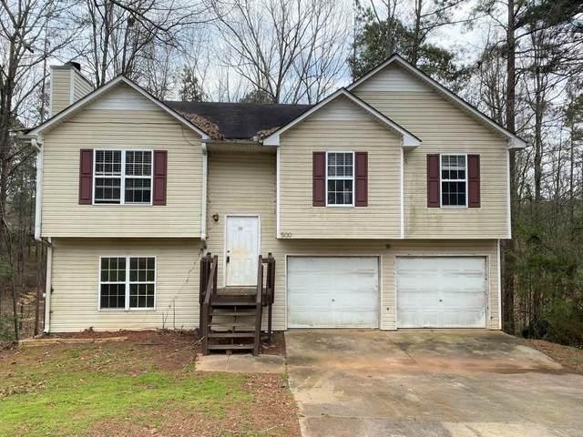 500 Emerald Pines Drive, Dallas, GA 30157 (MLS #6698285) :: Kennesaw Life Real Estate