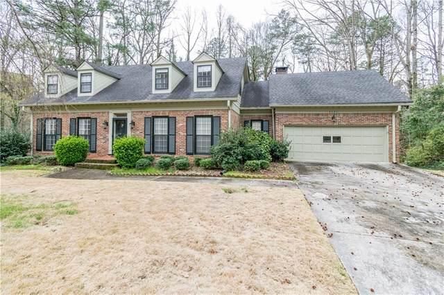 3523 Castleridge Drive, Tucker, GA 30084 (MLS #6698328) :: MyKB Partners, A Real Estate Knowledge Base