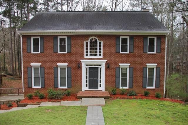 1417 Red Fox Run SW, Lilburn, GA 30047 (MLS #6698339) :: MyKB Partners, A Real Estate Knowledge Base