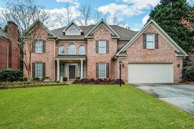 3415 Highcroft Circle, Peachtree Corners, GA 30092 (MLS #6698359) :: RE/MAX Paramount Properties