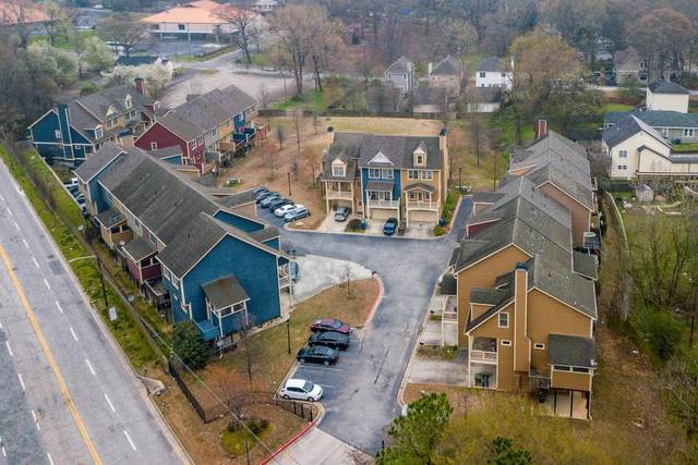 1079 Marietta Boulevard NW #16, Atlanta, GA 30318 (MLS #6698361) :: Community & Council