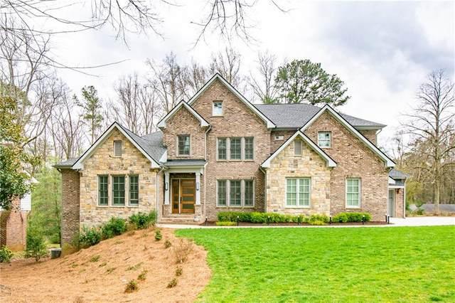 5585 Mill Trace Drive, Dunwoody, GA 30338 (MLS #6698368) :: North Atlanta Home Team