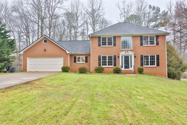 125 Saddlehorn Court, Woodstock, GA 30188 (MLS #6698383) :: North Atlanta Home Team