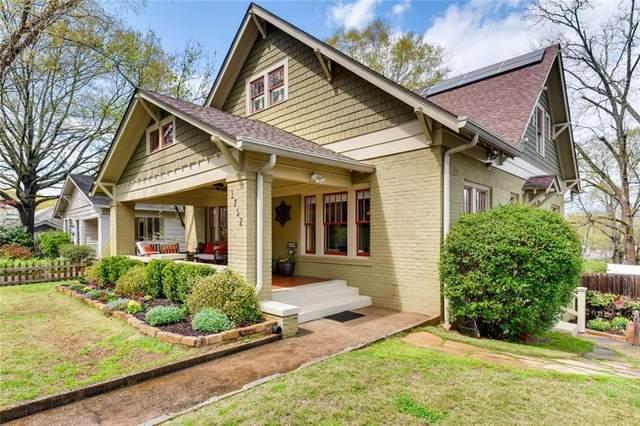 1732 Mclendon Avenue NE, Atlanta, GA 30307 (MLS #6698405) :: Community & Council