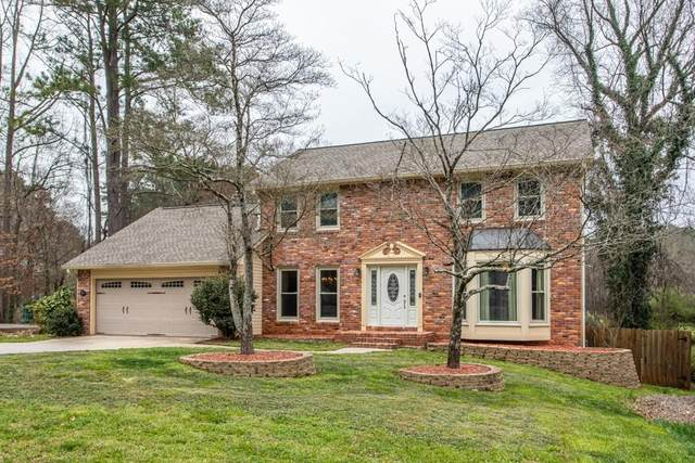 345 Sea Holly Circle, Roswell, GA 30076 (MLS #6698418) :: MyKB Partners, A Real Estate Knowledge Base