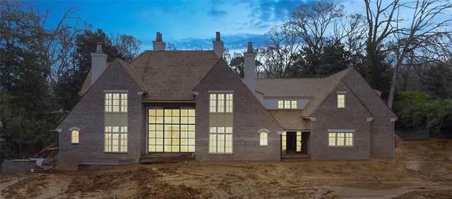 3517 NW Knollwood Drive NW, Atlanta, GA 30305 (MLS #6698441) :: Path & Post Real Estate