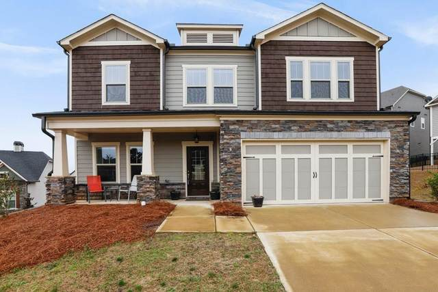 410 Ridgeway Lane, Canton, GA 30114 (MLS #6698473) :: MyKB Partners, A Real Estate Knowledge Base