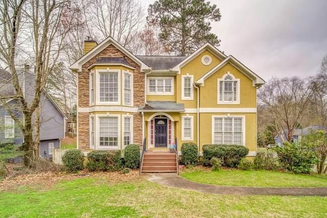 1375 Chatley Way, Woodstock, GA 30188 (MLS #6698474) :: Path & Post Real Estate