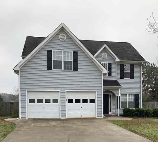 517 Charles Drive, Canton, GA 30115 (MLS #6698476) :: Kennesaw Life Real Estate