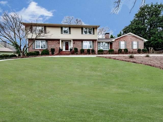 1446 Wimbledon Drive NW, Kennesaw, GA 30144 (MLS #6698503) :: Path & Post Real Estate