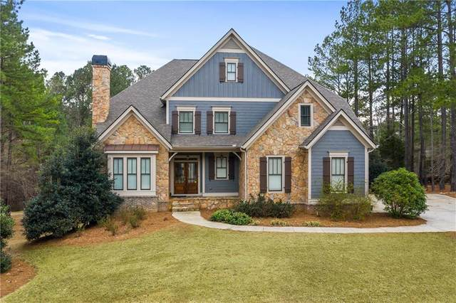31 Evening Mist Drive, Acworth, GA 30101 (MLS #6698504) :: MyKB Partners, A Real Estate Knowledge Base
