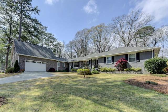 3149 Wynn Drive, Avondale Estates, GA 30002 (MLS #6698506) :: North Atlanta Home Team