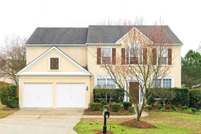 2169 Sugar Maple Cove NW, Acworth, GA 30101 (MLS #6698534) :: Path & Post Real Estate