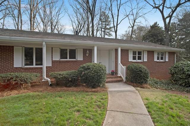 2275 Dunhaven Court, Atlanta, GA 30338 (MLS #6698545) :: Thomas Ramon Realty