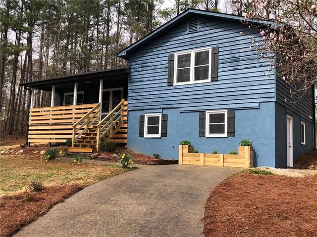 6804 Union Hill Road, Canton, GA 30115 (MLS #6698553) :: Path & Post Real Estate