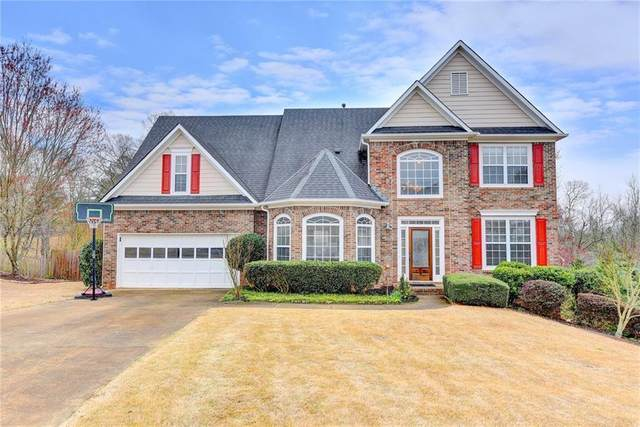 510 Ruby Forest Parkway, Suwanee, GA 30024 (MLS #6698581) :: MyKB Partners, A Real Estate Knowledge Base