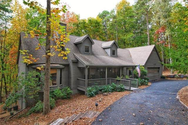 70 Robins Nest, Big Canoe, GA 30143 (MLS #6698591) :: North Atlanta Home Team