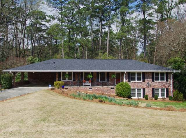 3288 Embry Hills Drive, Chamblee, GA 30341 (MLS #6698610) :: Rock River Realty