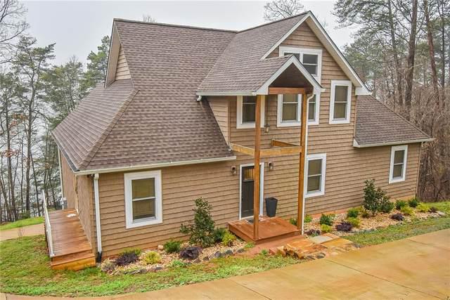 2299 Skyline Drive, Gainesville, GA 30501 (MLS #6698630) :: MyKB Partners, A Real Estate Knowledge Base