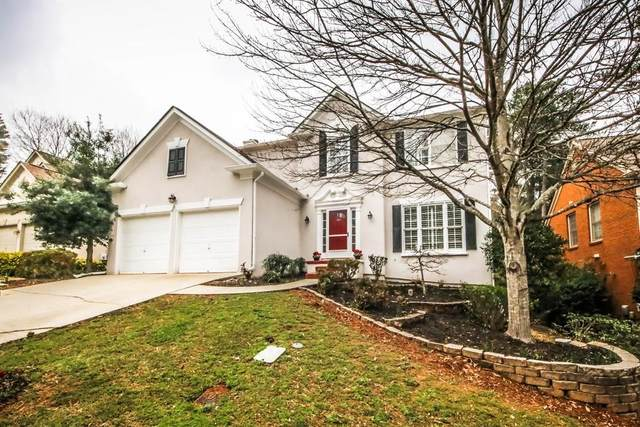 3186 Amblewood Court NE, Atlanta, GA 30345 (MLS #6698652) :: MyKB Partners, A Real Estate Knowledge Base